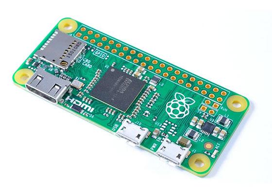Raspberry Pi Zero por 5 dólares
