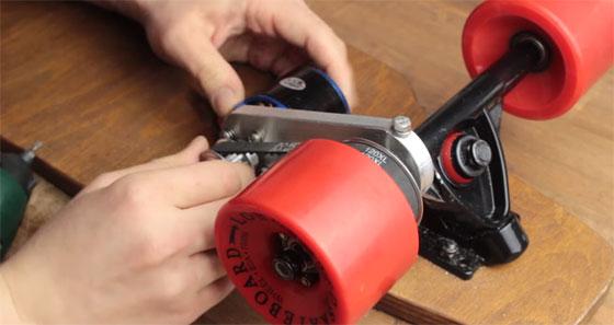 (VÍDEO) Como hacer un skateboard eléctrico