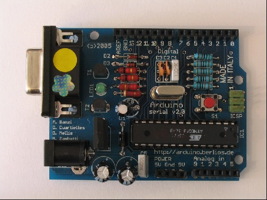 (HOWTO) Guía rápida para empezar con Arduino