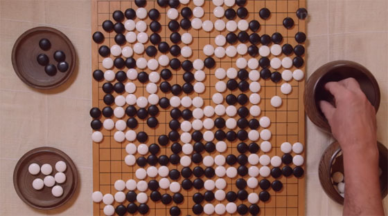 La AI AlphaGo gana a un jugador profesional de Go