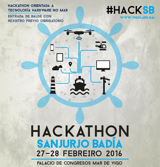 Hackathon Sanjurjo Badía 2016