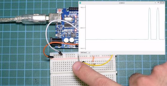 Cómo utilizar Arduino Serial Plotter