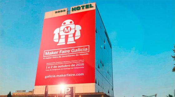 Galicia Maker Faire 2016