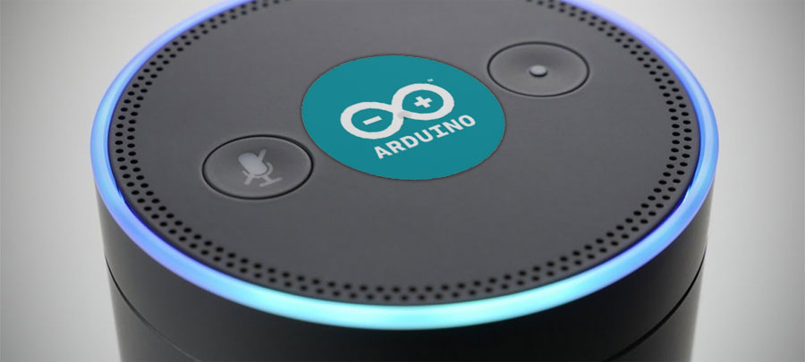 Amazon Echo casero con Arduino
