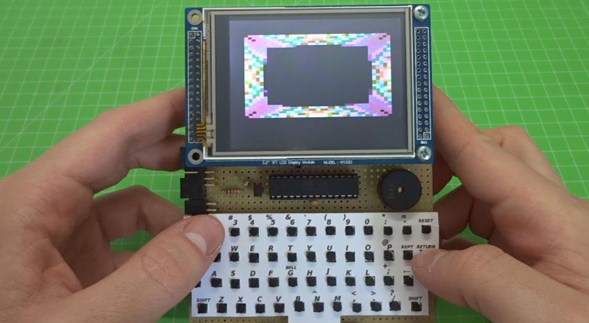 Emulador de Apple 2 por software para AVR ATmega1284