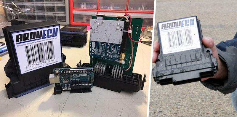 ArduECU: Un Arduino industrial resistente al agua y compatible con CoDeSys