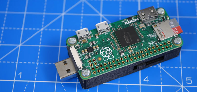 Un pendrive basado en Raspberry Pi Zero