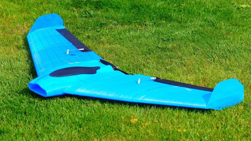 Avión RC impreso en 3D
