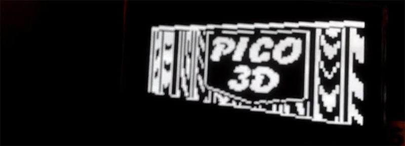 Clon de Wolfenstein 3D con raycasting en un ATMega328