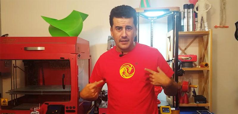 Cómo decorar camisetas con impresión en 3D usando FilaFlex