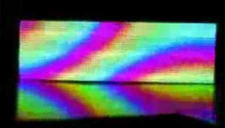 (Video) Matriz de LED RGB con FPGA