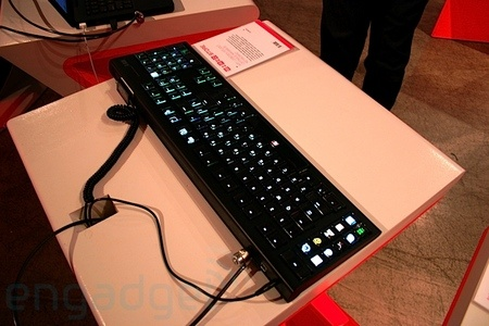 (Video) Optimous Keyboard sale a la venta por 1564,37$