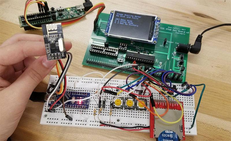 Cómo monitorizar la calidad de tu sueño con Arduino