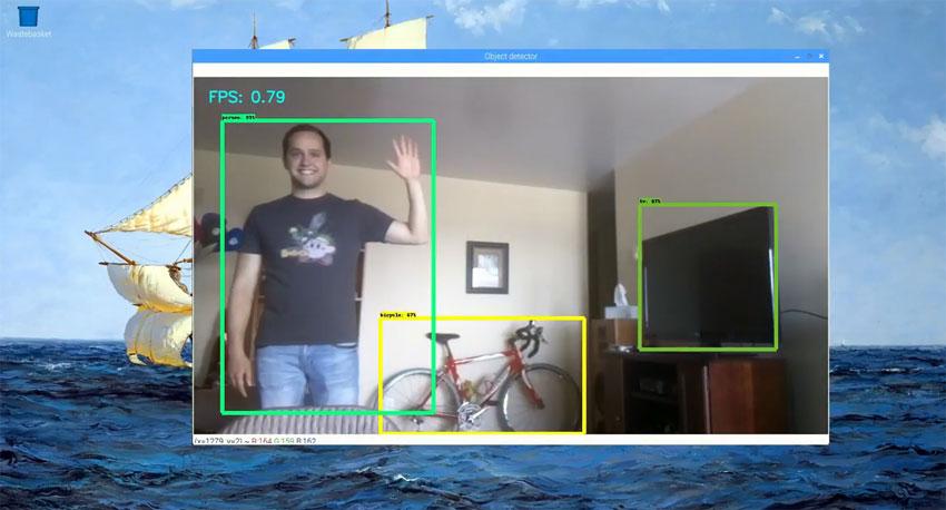 Tutorial: Reconocimiento de objetos con TensorFlow y Raspberry Pi
