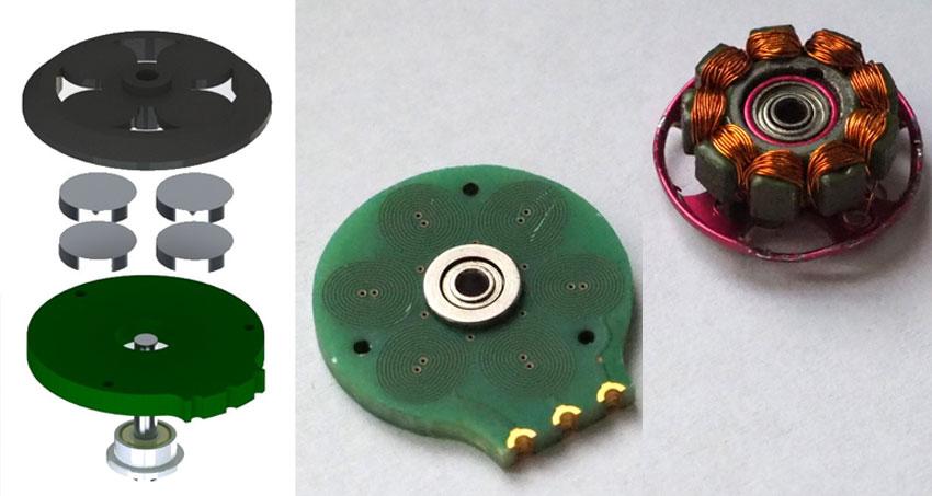 Cómo imprimir en 3D un motor brushless