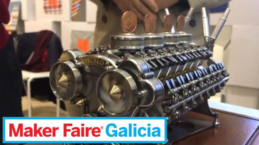 Resumen Maker Faire Galicia 2018