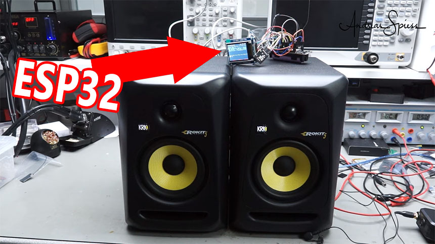 Internet Radio con ESP32