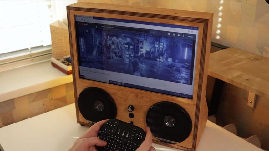 Cómo construir un centro multimedia casero con un ordenador portátil reciclado