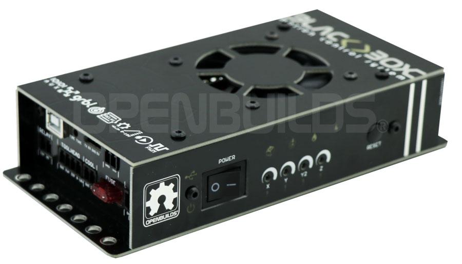 OpenBuilds presenta su nuevo controlador CNC BlackBox