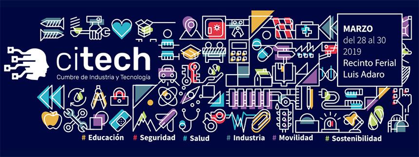 Citech Gijón 2019: Cumbre de industria y tecnología y Reto Maker