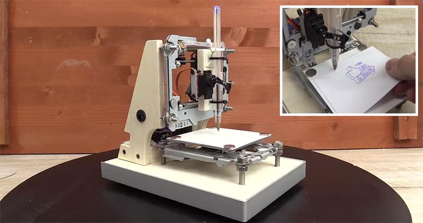 Cómo hacer un plotter CNC con lectores CD-ROM reciclados
