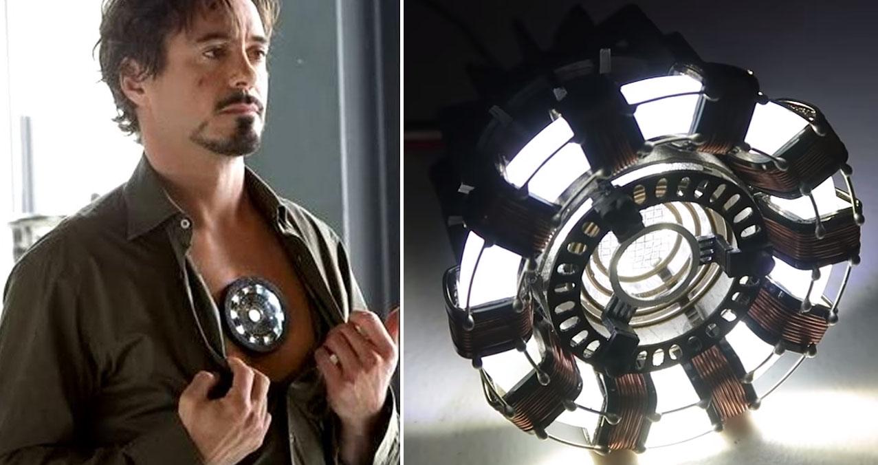 Cómo crear una réplica del ARC REACTOR de Iron Man