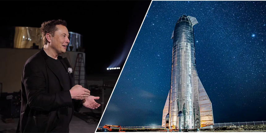 Hablando con Elon Musk sobre su proyecto Starship