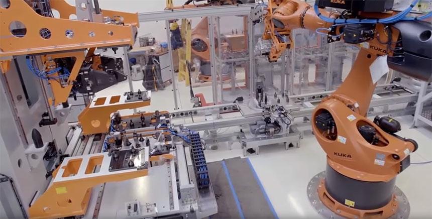 VIDEO: Cómo se fabrica un motor eléctrico