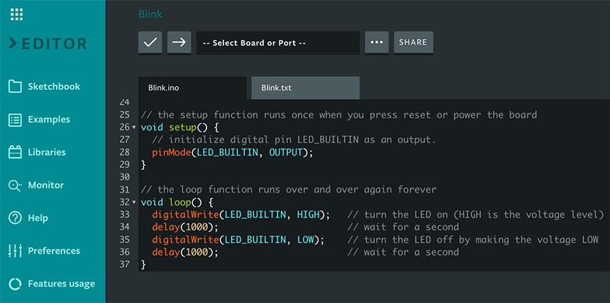 Arduino Pro IDE: Un editor avanzado con funciones más completas