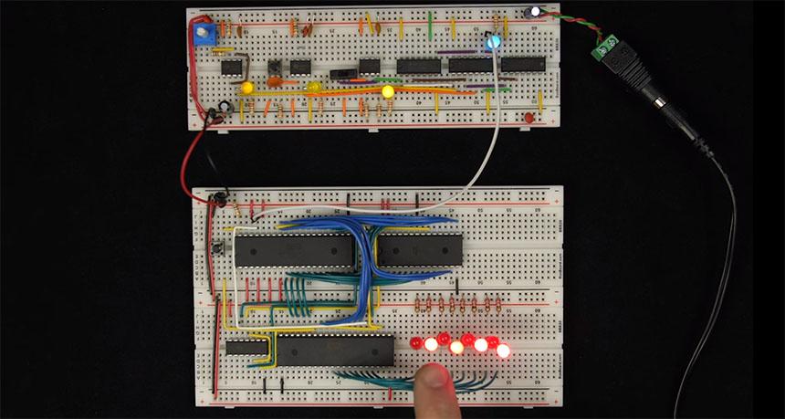 Cómo crear un mini ordenador programable con el procesador 6502