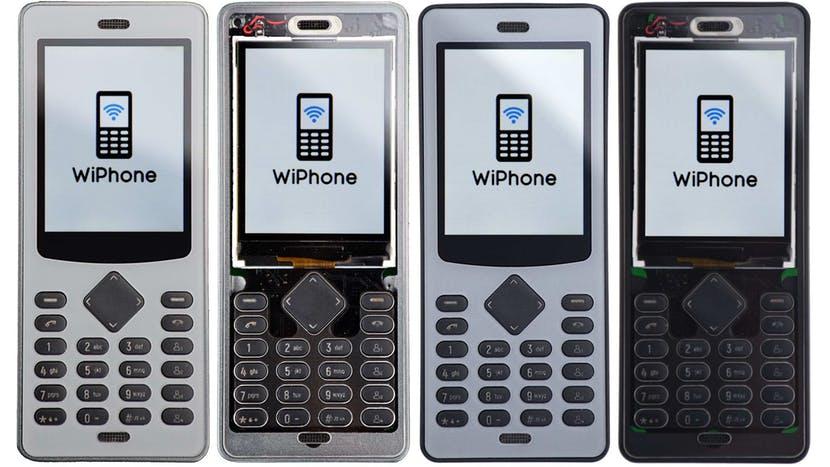 WiPhone: Un teléfono móvil basado en ESP32