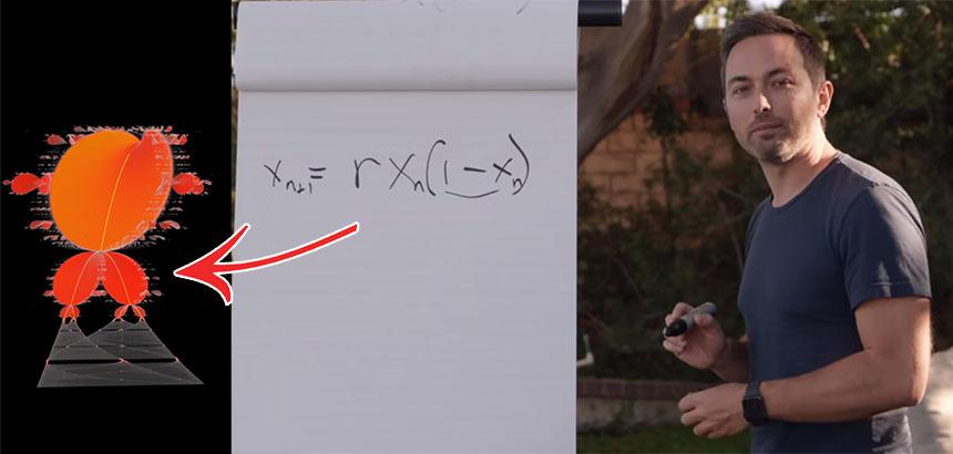 Esta ecuación matemática cambiará tu forma de ver el mundo
