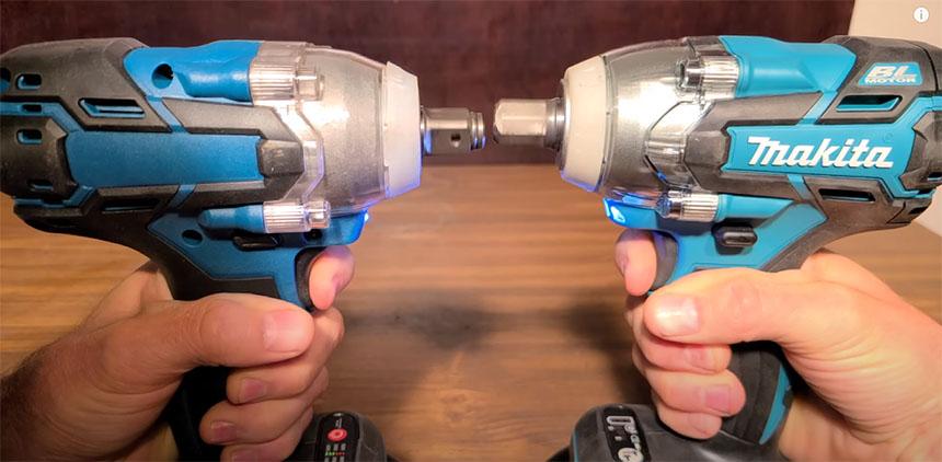 Comparativa entre un taladro eléctrico original Makita y un Clon ¿Vale la pena?