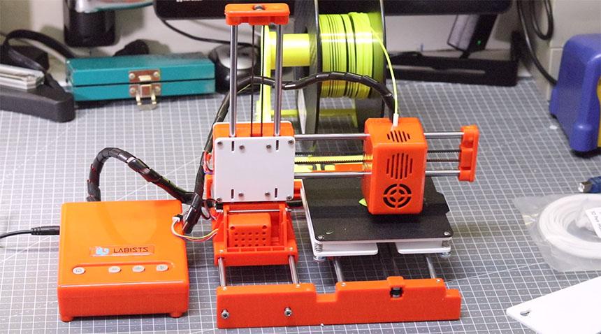 LABISTS: Es la impresora 3D más barata? Vale la pena?