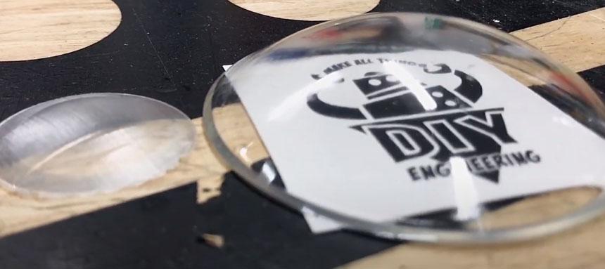 Cómo crear una cúpula transparente con impresión 3D