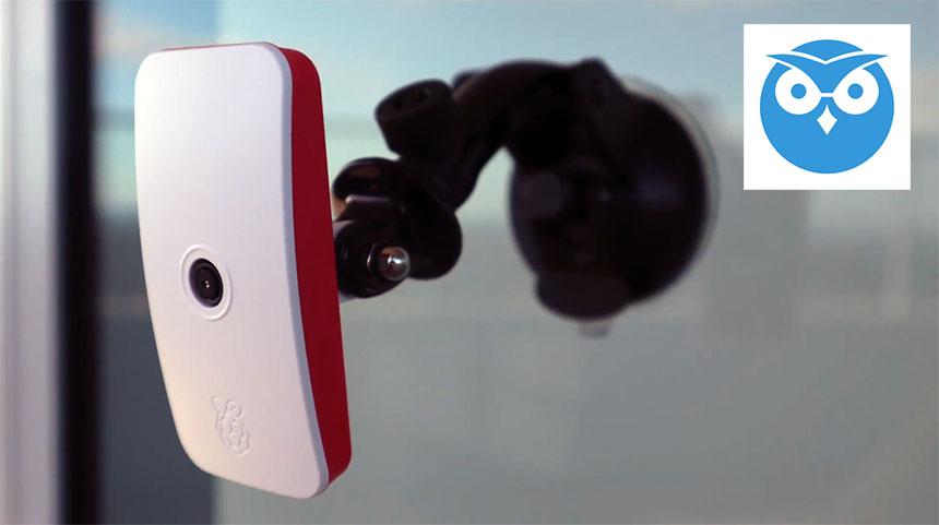 Cómo hacer una cámara de seguridad con Raspberry Pi Zero y MotionEyeOS