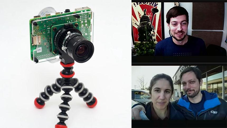 Cómo convertir tu Raspberry Pi en una Webcam USB