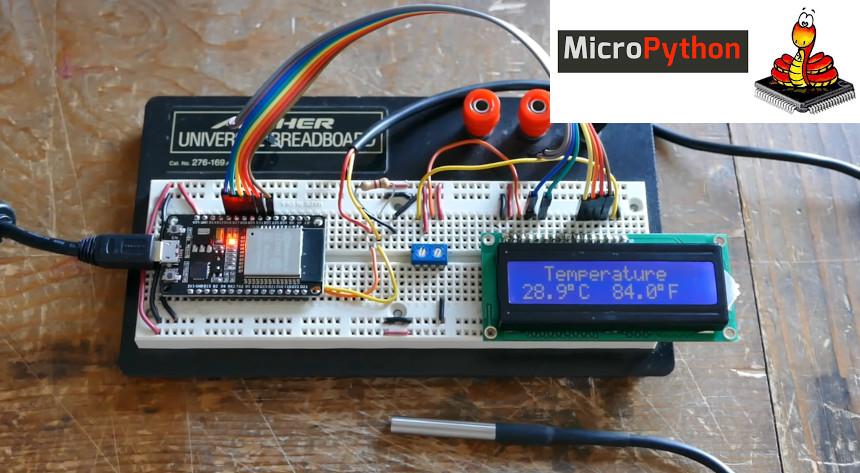 VÍDEO TUTORIAL: Cómo programar tu ESP32 con MicroPython