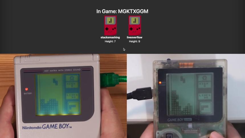 Online Multiplayer en la Game Boy con Raspberry Pi Pico