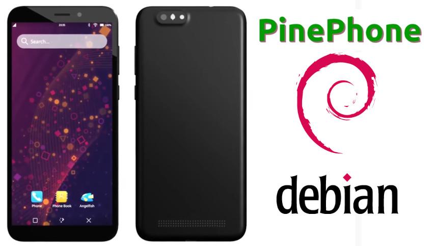 PinePhone: El teléfono libre que funciona con Linux creado por la comunidad