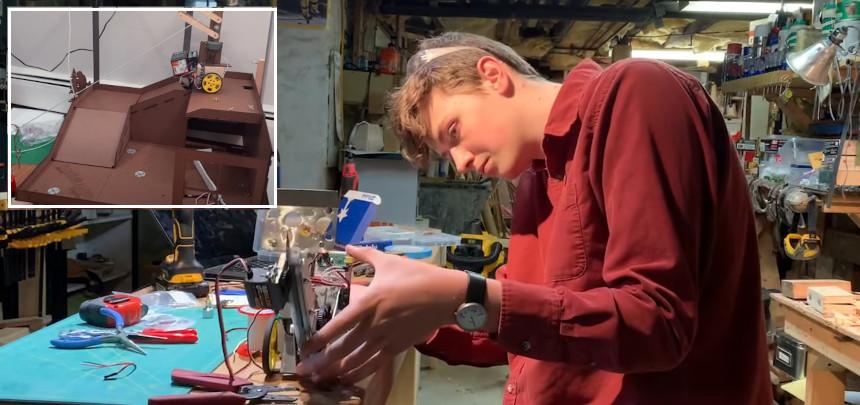 Cómo el MIT ha transformado sus competiciones de robótica de presencial a online