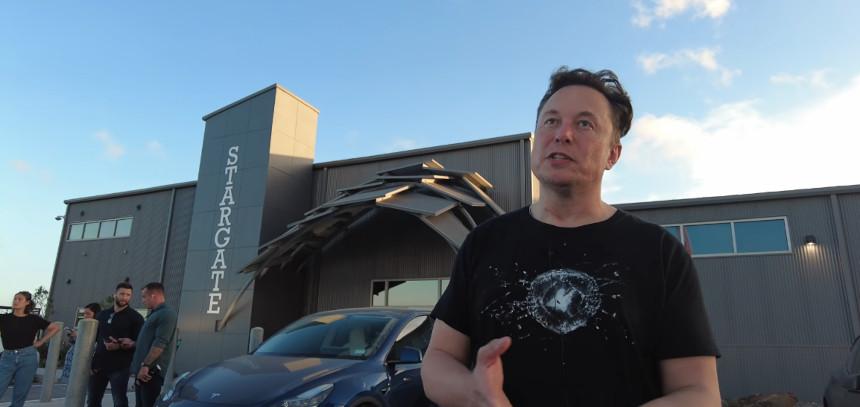 La visita guiada de SpaceX con Elon Musk que no te puedes perder