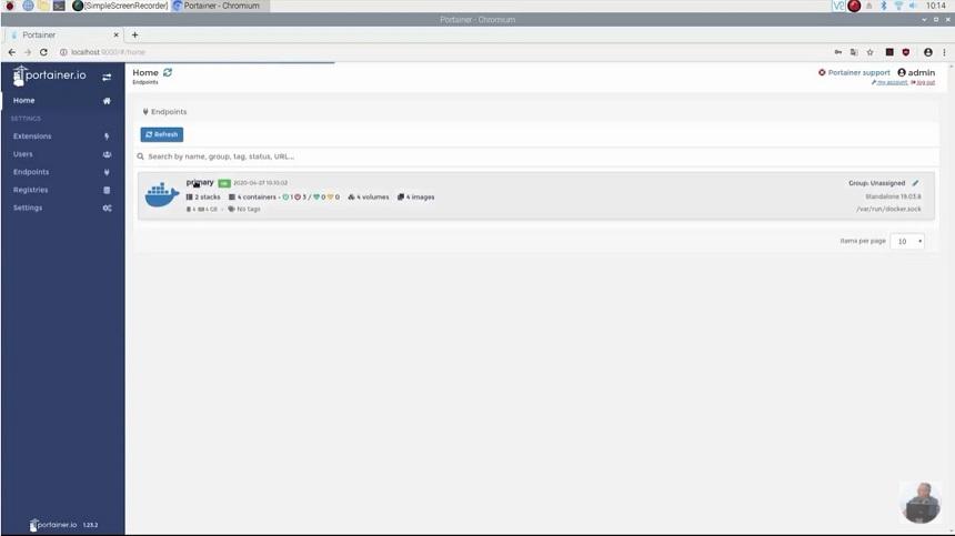 Cómo instalar Docker y Portainer en Raspberry Pi 4