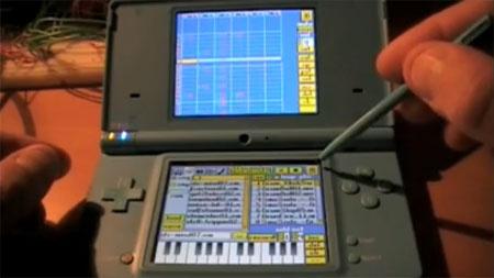 NitroTracker para Nintendo DSi