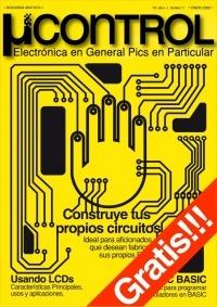 uControl: Revista gratuita sobre microcontroladores en PDF