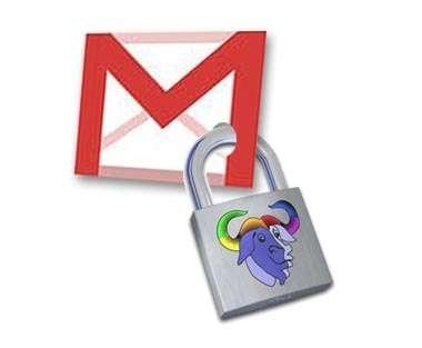 Cómo encriptar tu cuenta de GMail con GPG