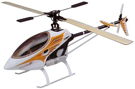Helicoptero Raptor: Cuando la diversión dura 41 segundos