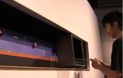 (Video) Juego Mario Bros Mecánico