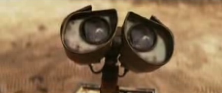 (Video) Making of Wall-E