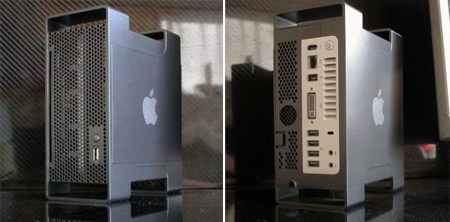 ModCase: Mac Mini al estilo G5